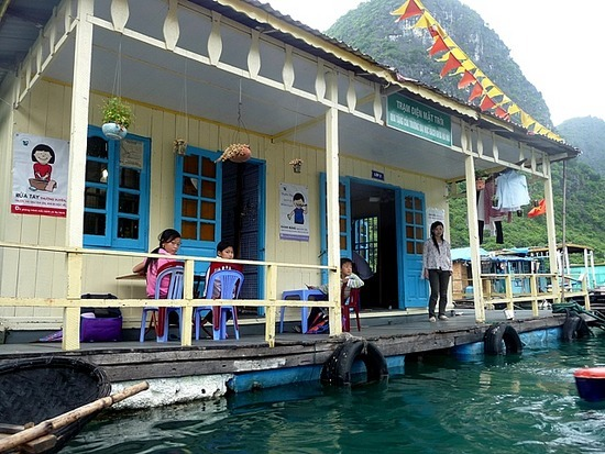 Kayaking - Local school 2