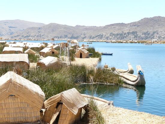Uros - Floating Islands trip 6
