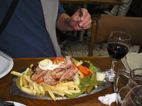 Montevideo - Light snack !!
