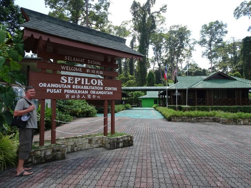 Sepilog Orang-utan Rehabilitation Centre (SORC)
