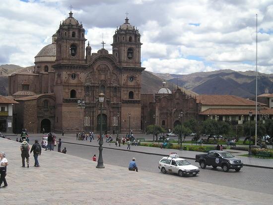 Cusco - Around Plaza de Armas 7