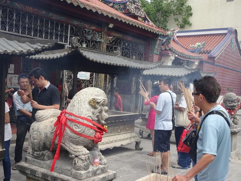 Kuan Yin Teng temple 2