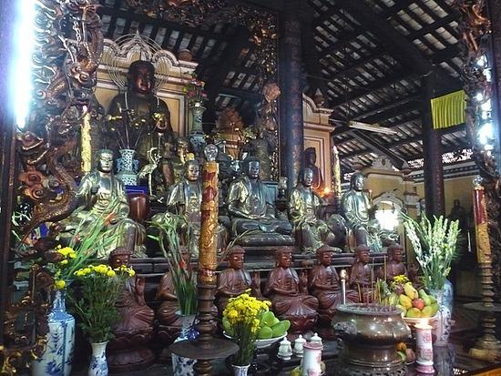 Giac Lam Pagoda 3