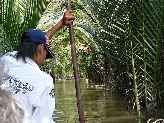 Mekong Waterways near My Tho 5