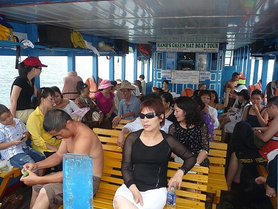 Boat Trip - Partakers