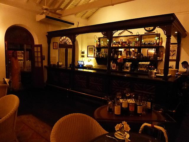 Royal Bar and Hotel - upstairs bar