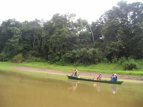 Mamiraua - By canoe 2