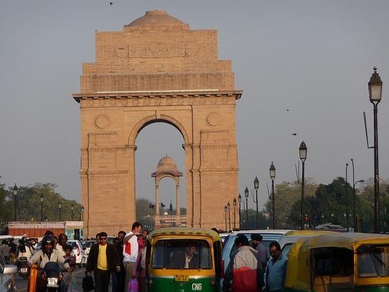 Sights - India Gate