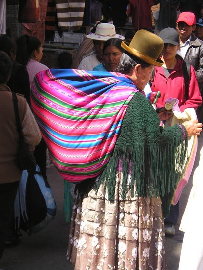 La Paz - Negro Market 6