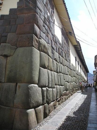 Cusco - Inca Wall