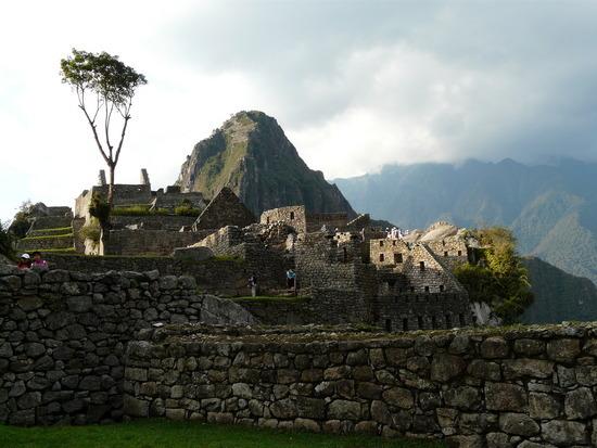 Machu Picchu - Late afternoon 1