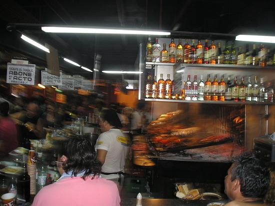 Mercado del Puerto - New Years Eve - Getting Hazy!