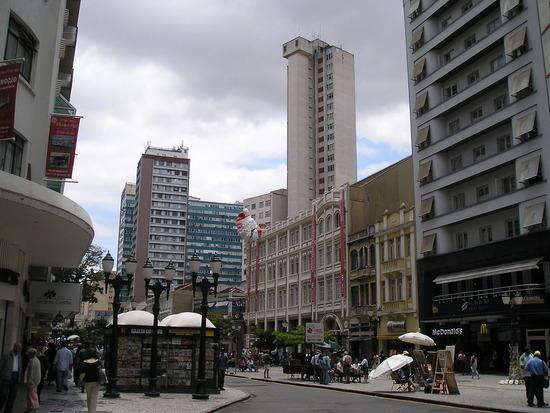 Curitiba - Downtown1