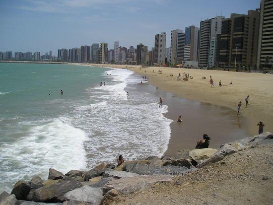 Fortaleza - Iracema Beach 1
