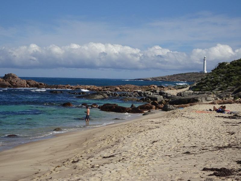 Beach near Cape Leeuwin