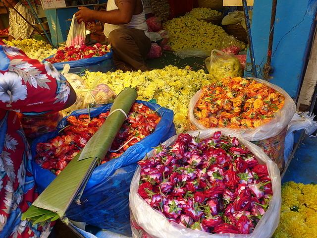 Market petals 2
