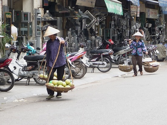 Hanoi Old Quarter 7