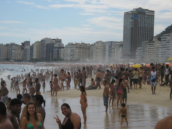 Copacabana - Pulbic Holiday 1