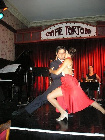 Cafe Tortoni - Tango Show 5