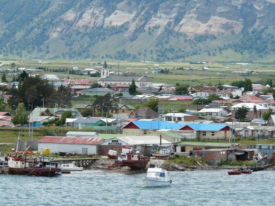 Nav Day 4 - Puerto Natales