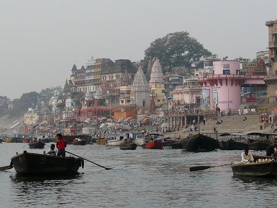 Ghats Boat trip Dawn 2