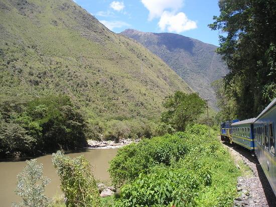 Machu Picchu - Train 2