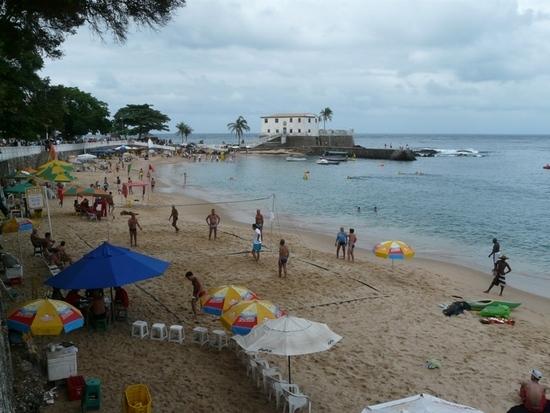Salvador - Barra on Sunday