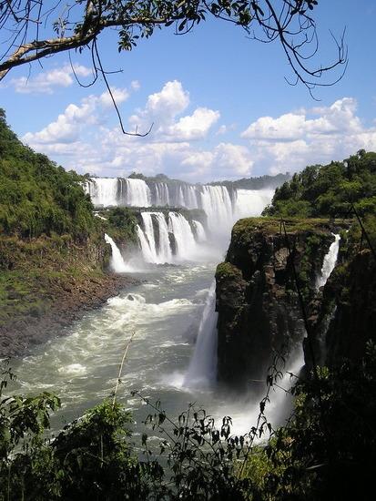 Iguazu Argentina Lower Trail 2