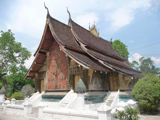 Luang Prabang - Wat 1