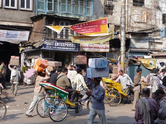 Old Delhi - Somewhere1