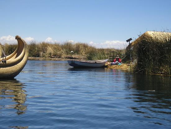 Uros - Floating Islands trip 11