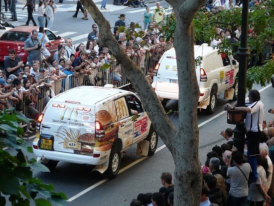 Dakar Parade - Cars