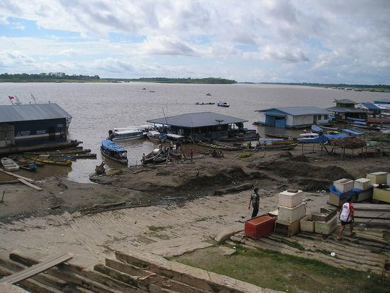 Tabatinga Port 2