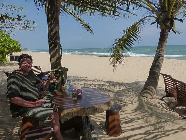 Tangalla - Medilla Beach - Mangrove Beach Area