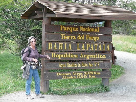 Day 2 - Tierra del Fuego Nat Park 1