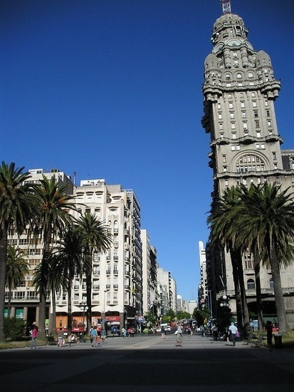 Downtown Montevideo 3
