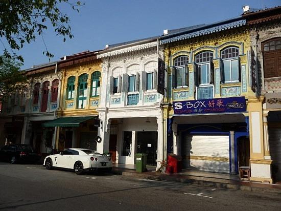 Singaore - Joo Chiat Street 2
