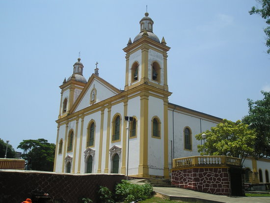 Manaus cathedral