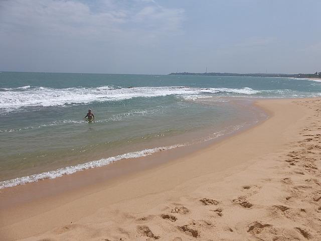 Medilla Beach - Mangrove Beach Area - safe swims