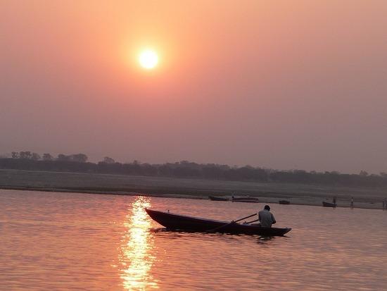 Ghats Boat trip Dawn 5