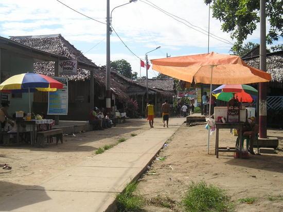 Santa Rosa Main street