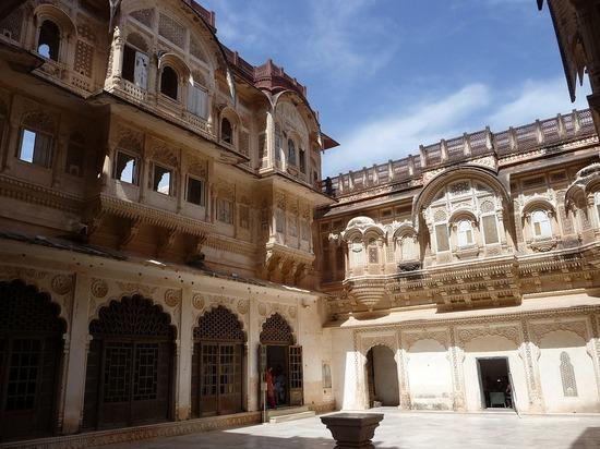 Meherangarh Fort 5
