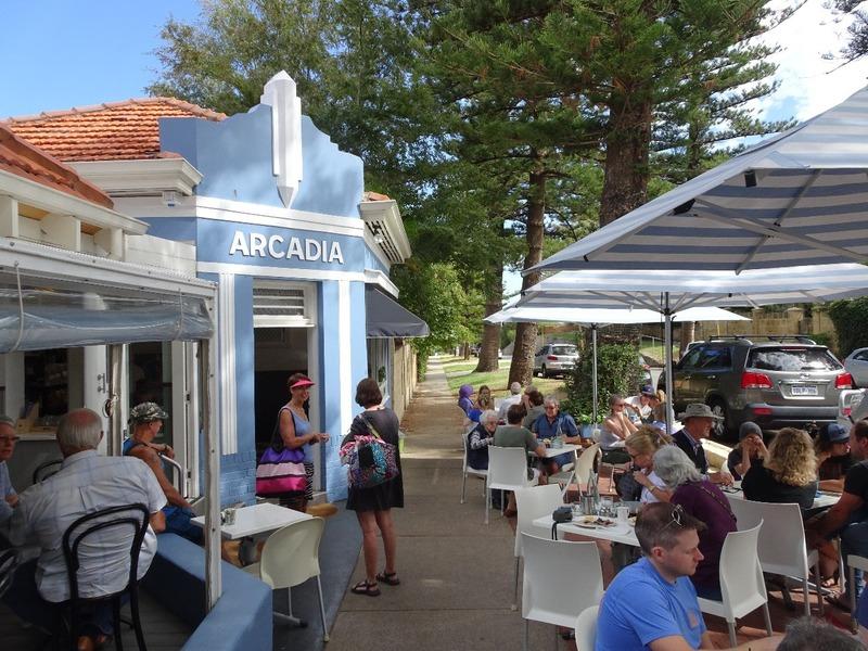 Sunday Breakfast at Arcadia - Cottesloe