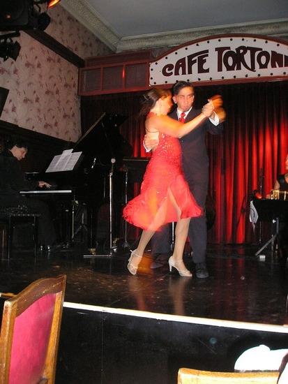 Cafe Tortoni - Tango Show 4