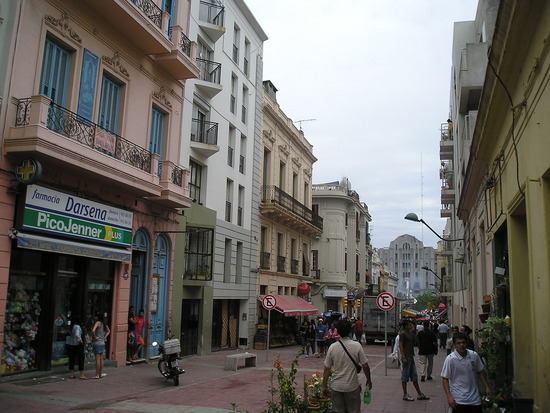 Montevideo - Old town