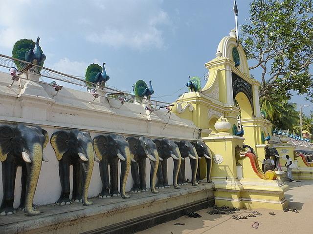 Kataragama - Maha Devale 3