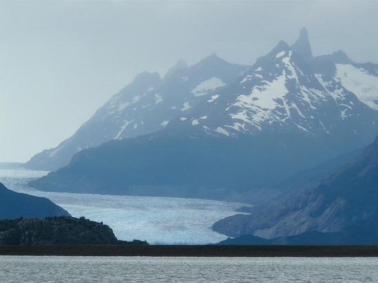 Torres del Paine trip - Grey glacier