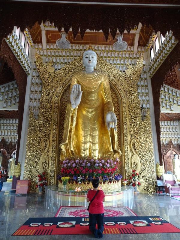 Charmikarama Temple (Burmese)