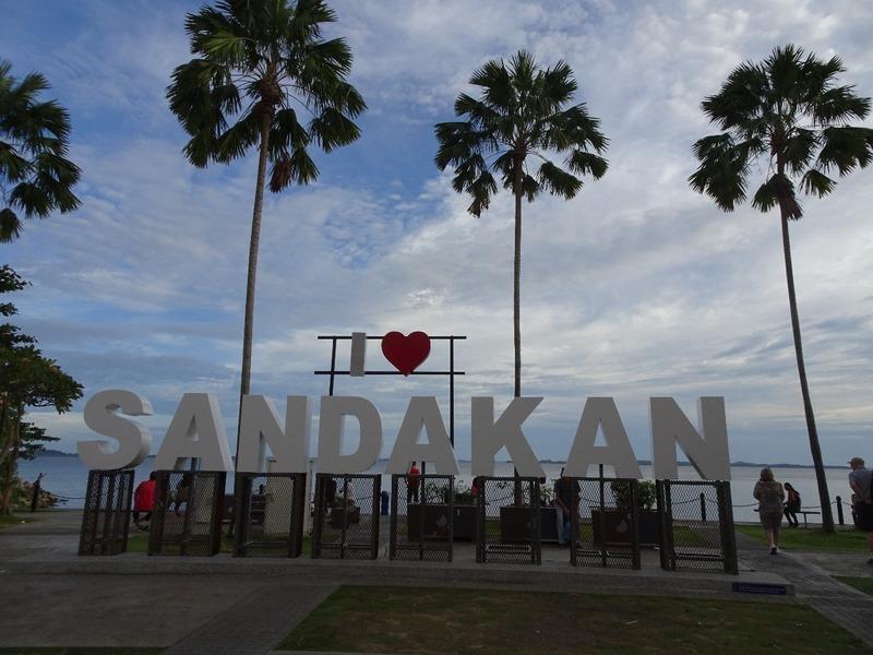 """""""I love Sandakan"""""""