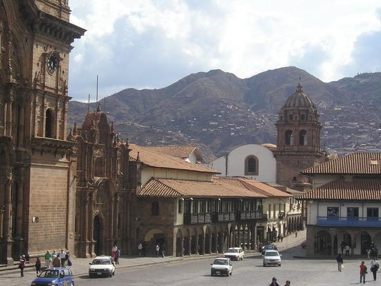 Cusco - Around Plaza de Armas 1